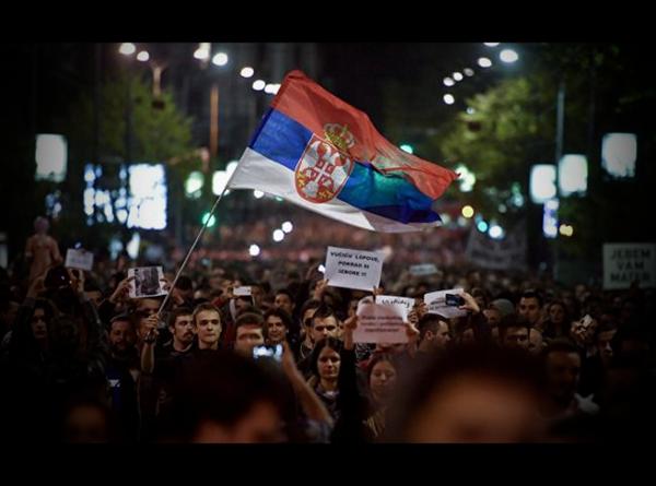 Почему массовые протесты в С…