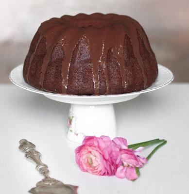 """Рецепты на Новый год. Шоколадный пирог рецепт """"другой"""""""