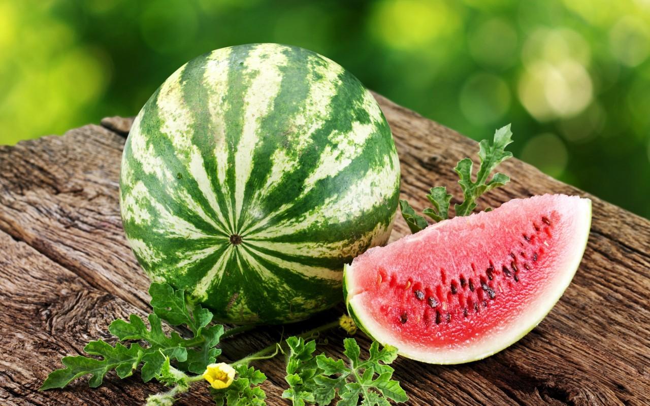 1. Витаминный запас. Почему арбуз полезен - 5 причин к употреблению