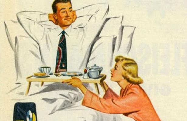 Почему кженщинам применяют двойные стандарты