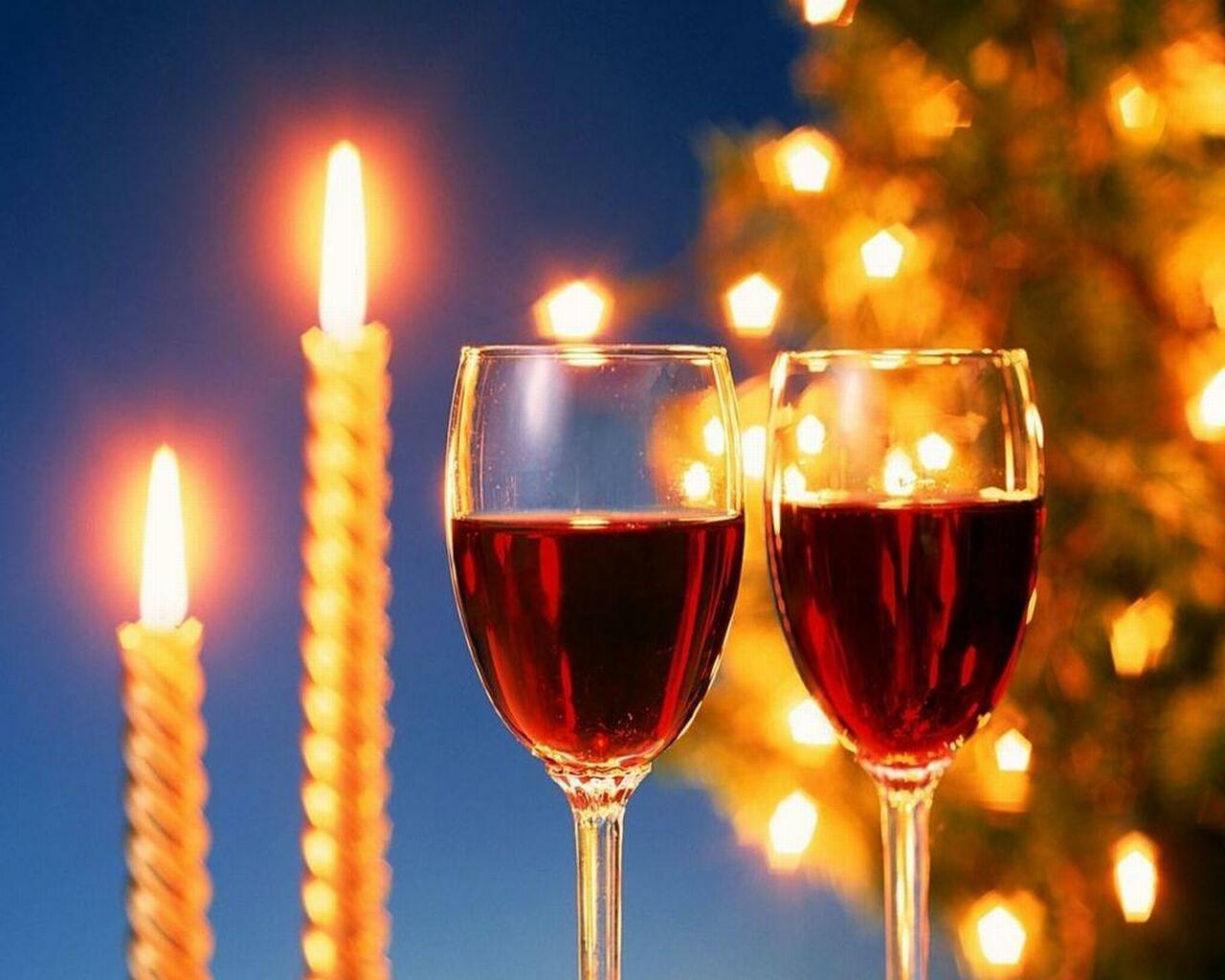 Новый год обои для стола