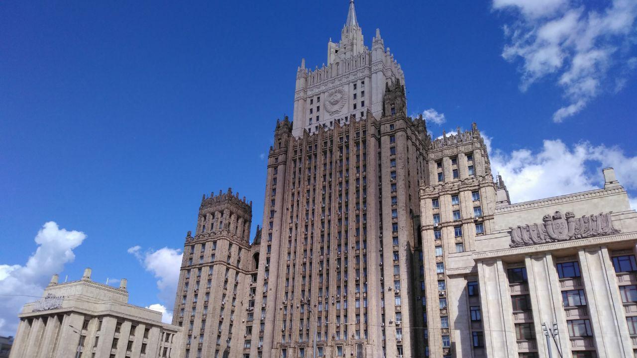 В МИД РФ прошла встреча с главой International Crisis Group по ситуации в Сирии и Судане