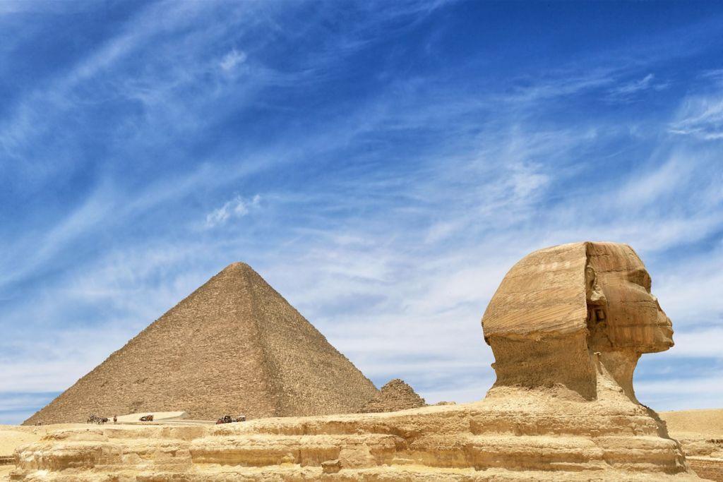 Получено косвенное доказательство того, что пирамиду Хеопса построили не люди
