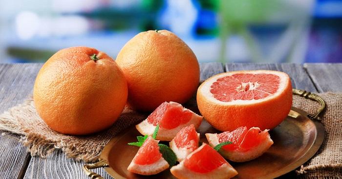 Аромат грейпфрута подарит заряд бодрости на весь день. / Фото: milayaya.ru
