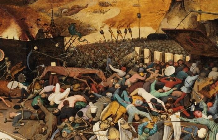 «Триумф смерти»: В чём секрет картины Брейгеля, которая почти 500 лет потрясает умы и воображение людей