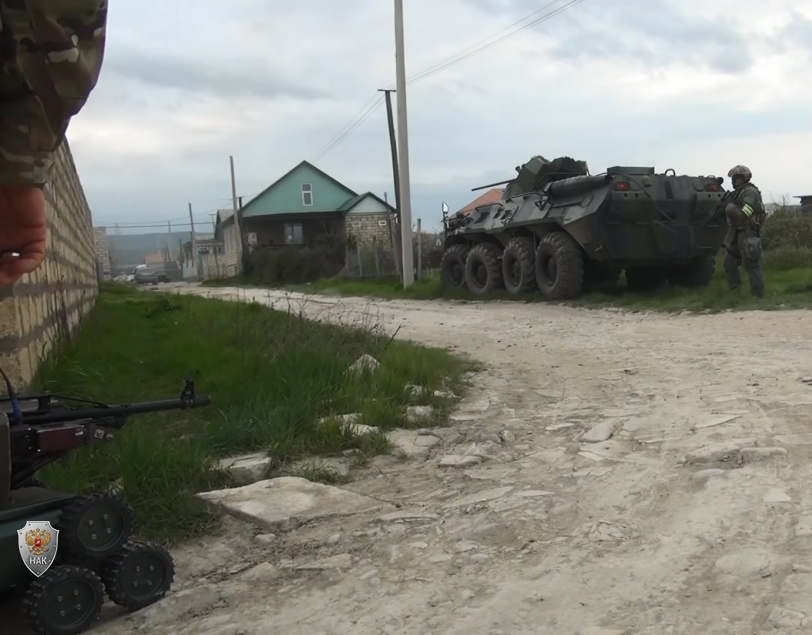 В Дагестане нейтрализовали девять боевиков