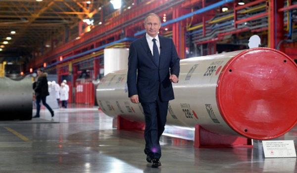 «Американский век» умер. Его убил Путин.