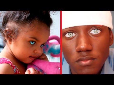 10 человек с самыми красивыми глазами в мире