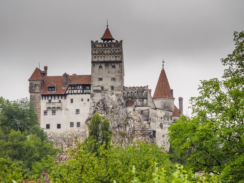 Устрашающая Трансильвания