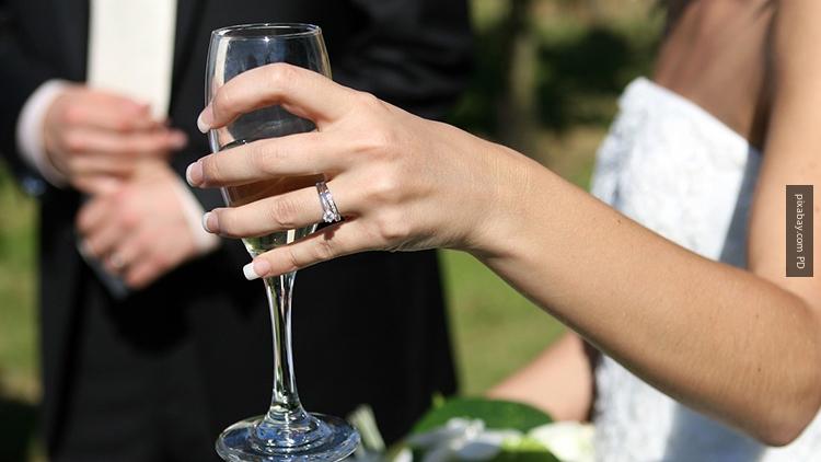 Племянница миллиардера Мусы Бажаева вышла замуж в платье за 15 миллионов