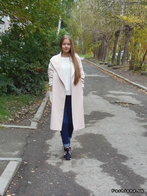 Пальто своими руками (2 часть, заключительная)