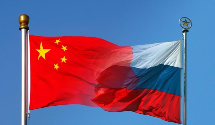 Россия и Китай выводят англо…