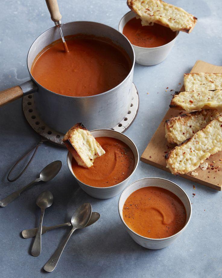 ПОХУДЕЙКИНЫ РЕЦЕПТЫ. Постный суп из красного перца