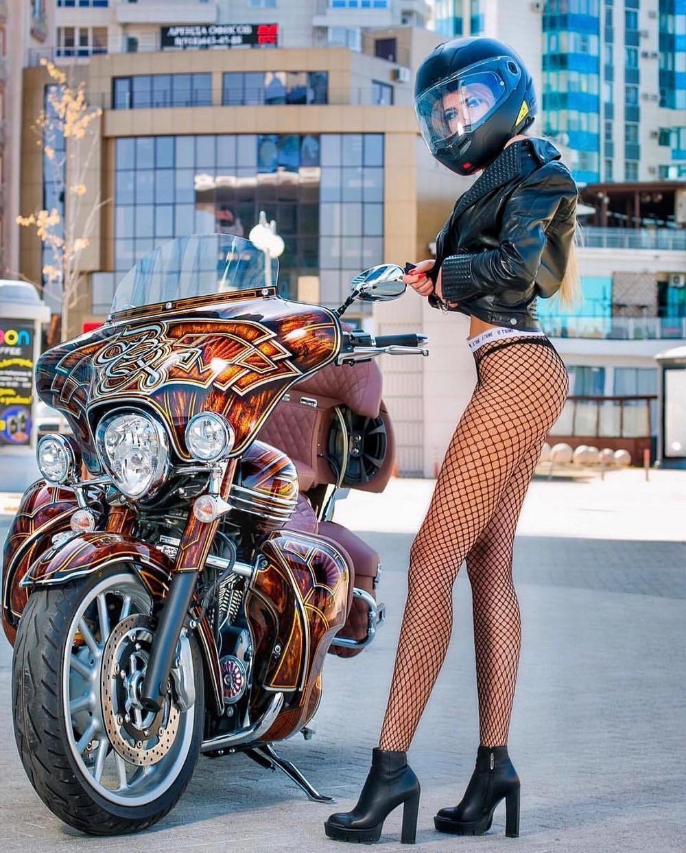 Почему я люблю мотоциклы