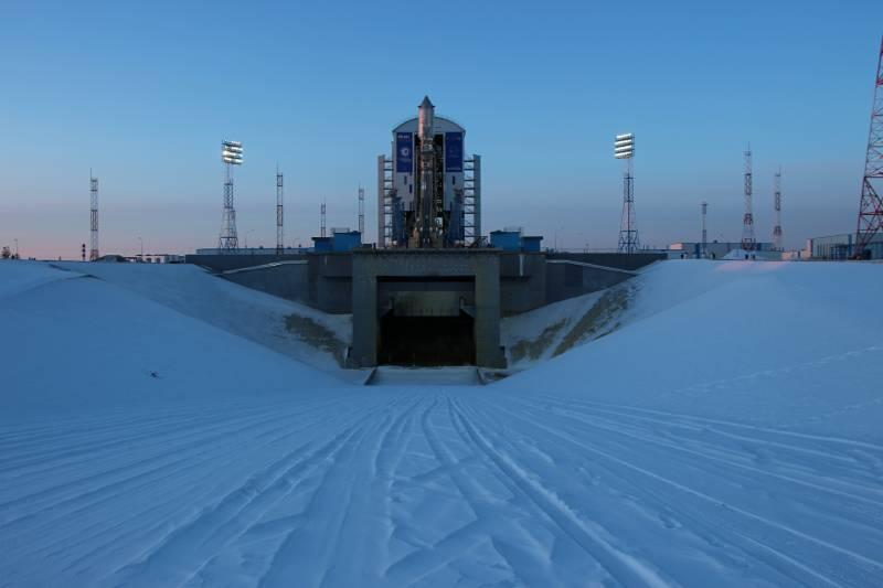 В России разрабатывается сверхтяжёлая ракета