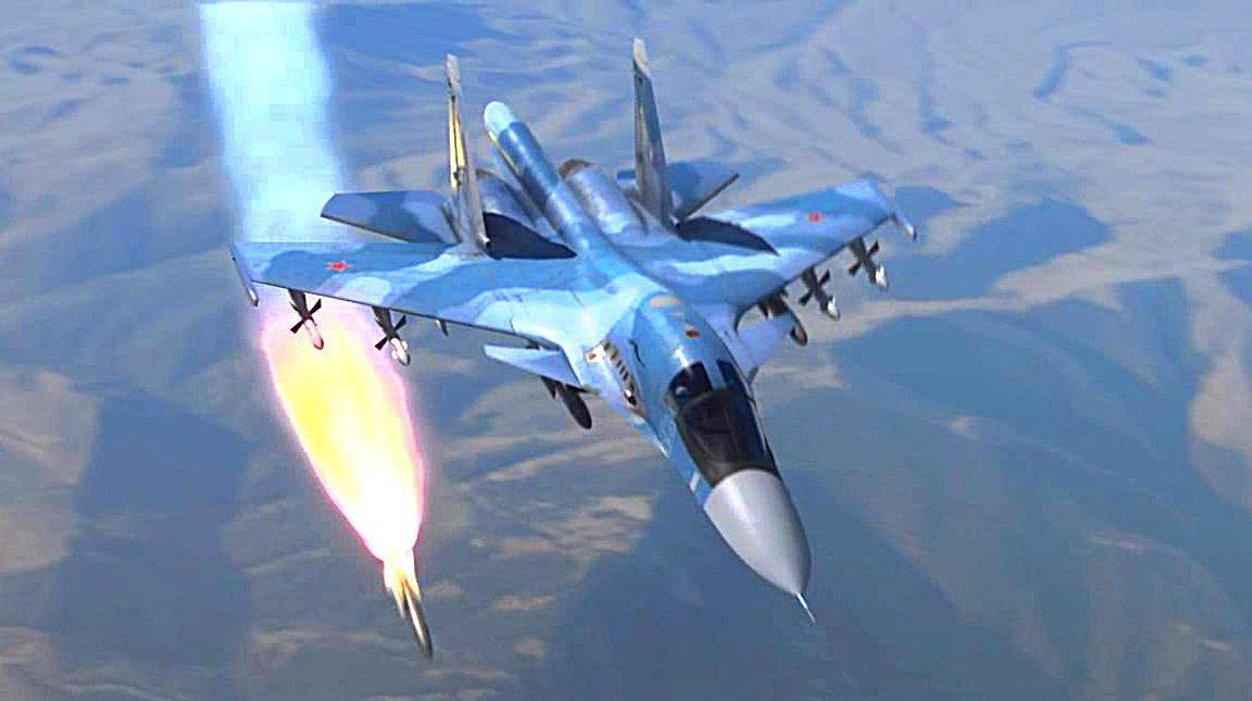 ВКС РФ начали снижать боевой…