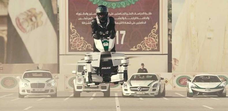 В полиции Дубая готовят поли…