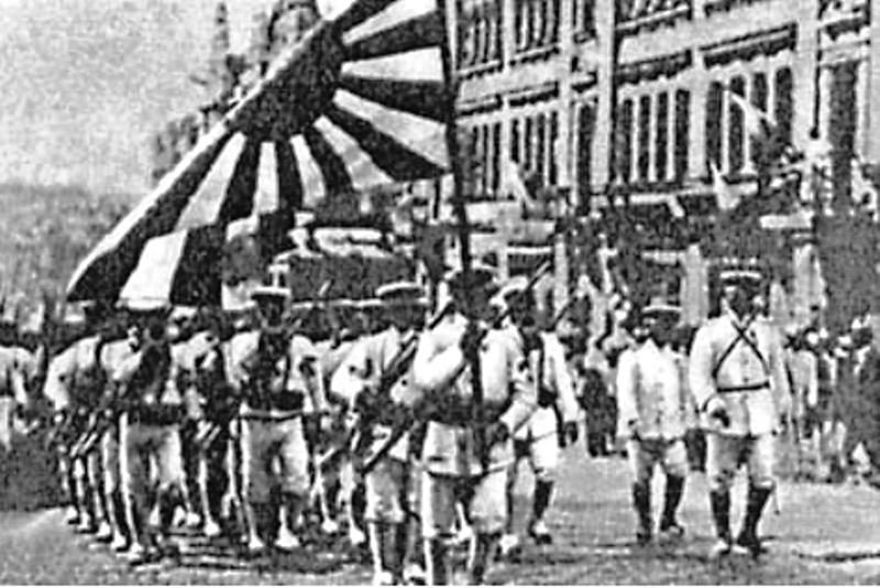 Японский солдат в Сибири: «Было принято решение сжечь всех…»