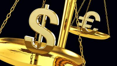 Евро и доллар будут падать