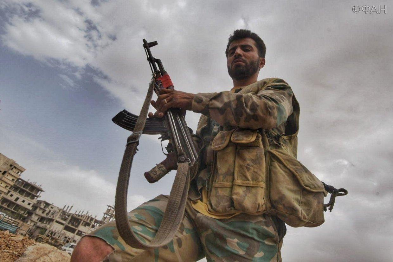 Сирия новости 17 декабря 19.30: САА отбила атаку террористов в Идлибе, в Хаме ликвидировано несколько боевиков «Джейш аль-Иззы»
