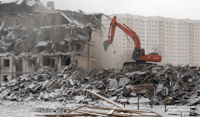 Как Москва избавлялась от хрущевок
