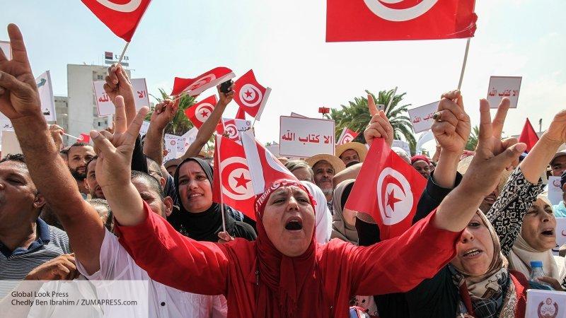 Отголоски «Арабской весны»: …