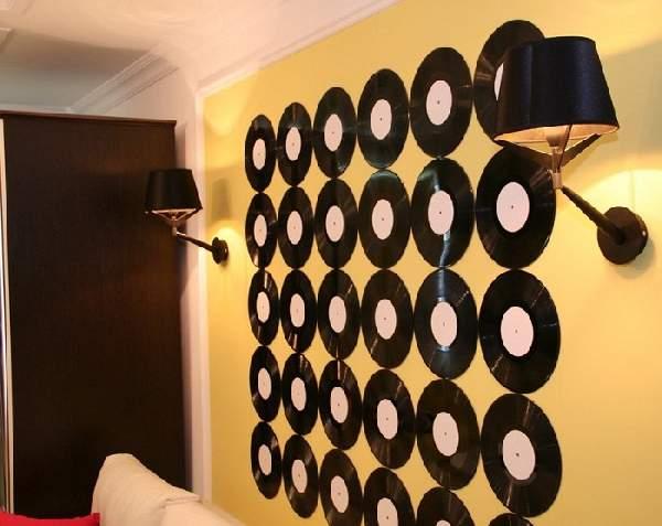 стильное декорирование квартиры из подручных материалов, фото 44