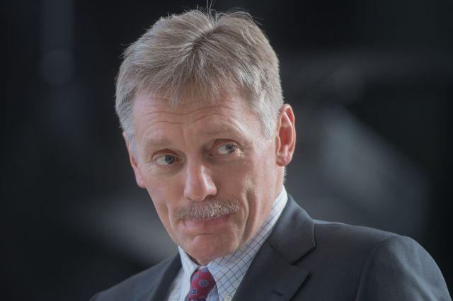 Песков: Кремль считает протесты в Армении внутренним делом республики