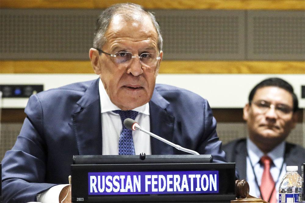 Сергей Лавров рассказал о многополярном мире на Генассамблее ООН