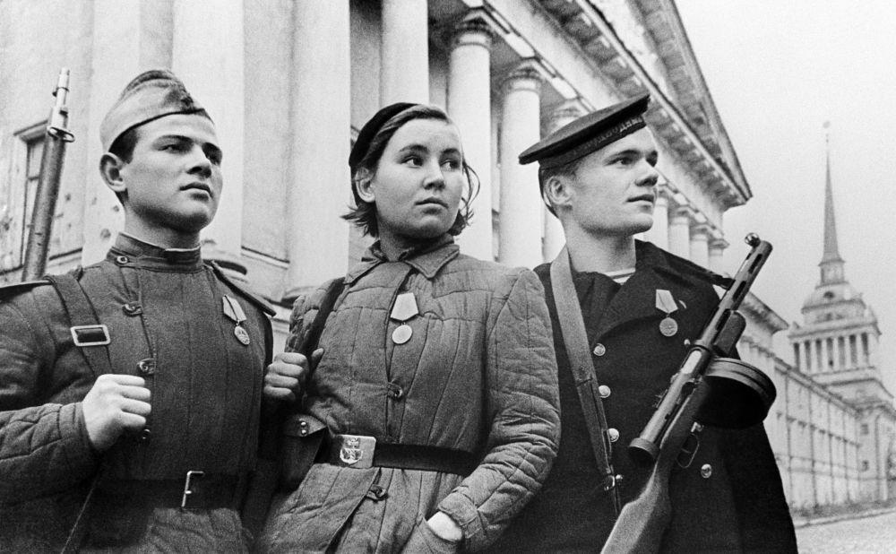 Осажденный Ленинград: редкие…