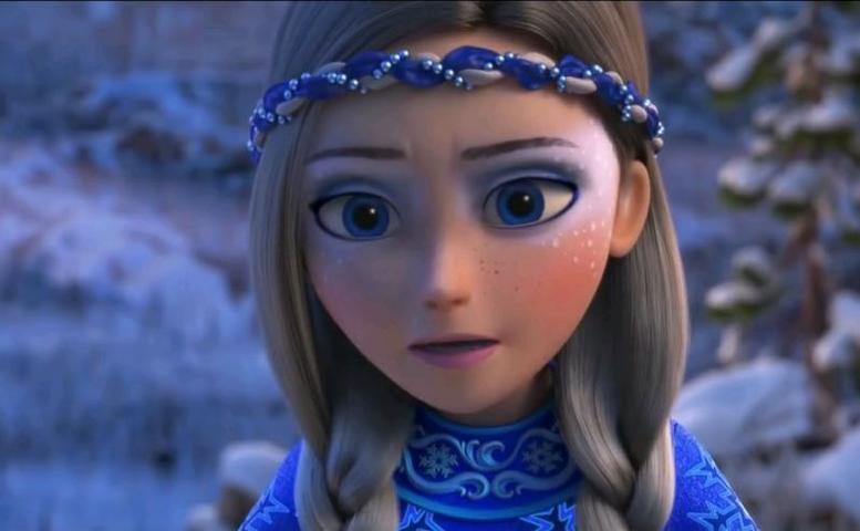 Российские звезды подарят свои голоса героям «Снежной Королевы: Зазеркалье»