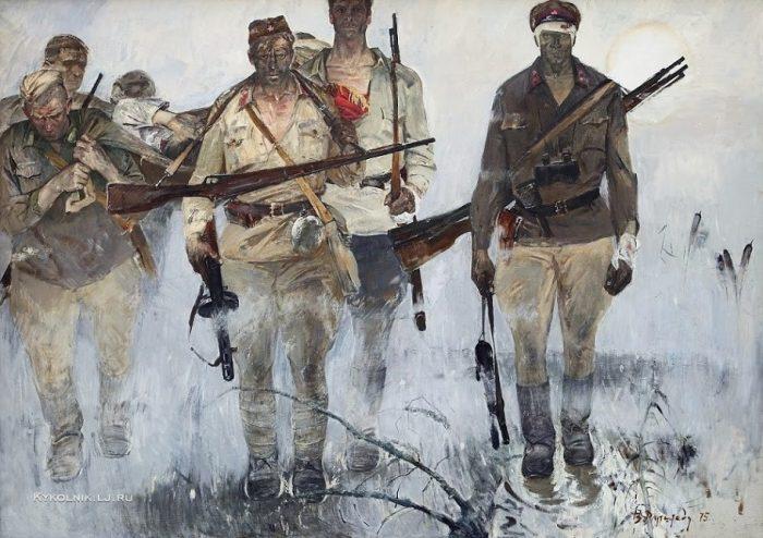 картины про Великую Отечественную войну - 02