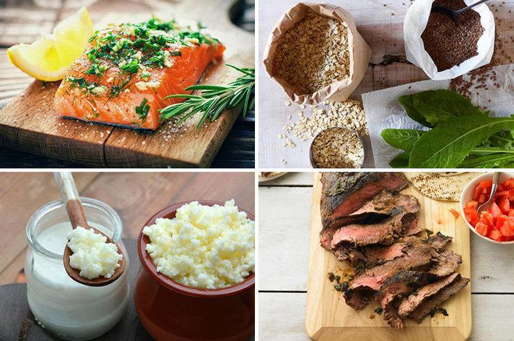 Продукты питания, укрепляющие иммунитет