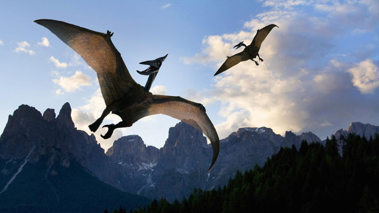 Техасский птерозавр