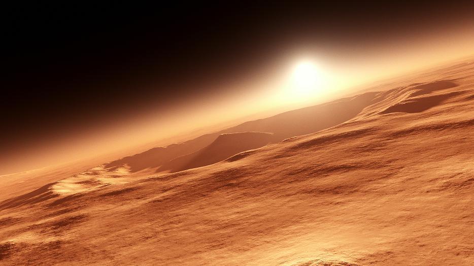 Американский астрофизик считает, что марсианская цивилизация погибла в результате ядерной войны