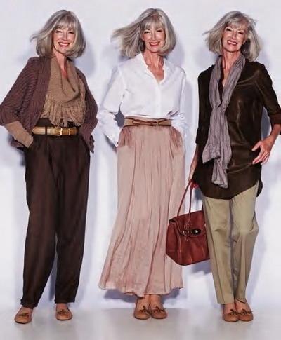 Какие «модные» ошибки старят нас еще больше? (читать ВСЕМ женщинам!)