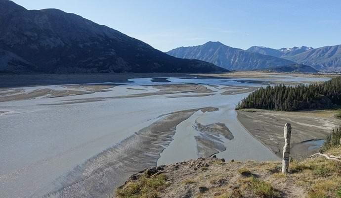 В Канаде исчезла целая река.