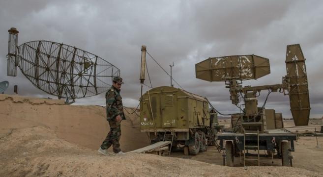 Источник: ПВО Сирии открыли огонь в ответ на удар ВВС Израиля