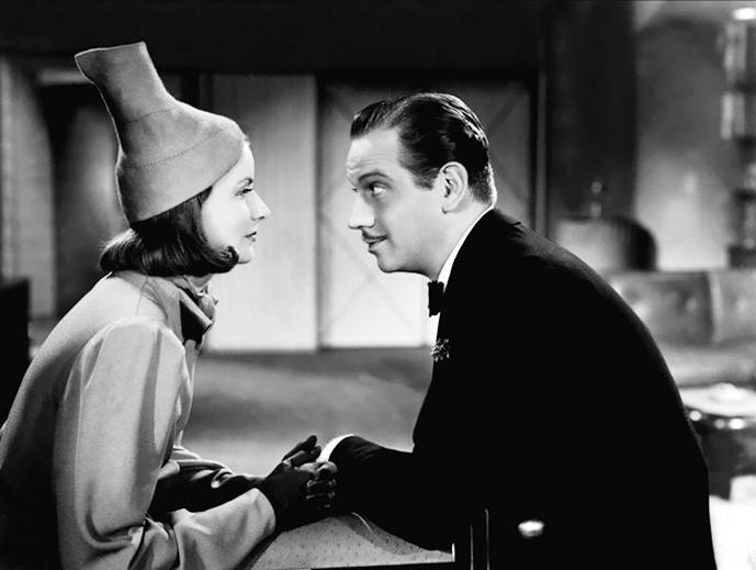 Грета Гарбо. «Ниночка», 1939
