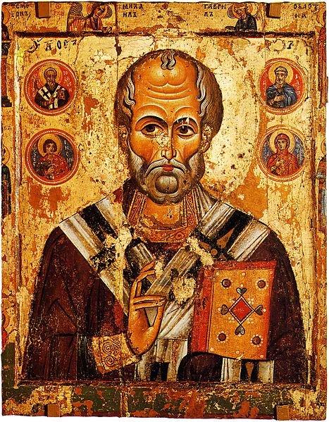 Православные отмечают день памяти святителя Николая Чудотворца