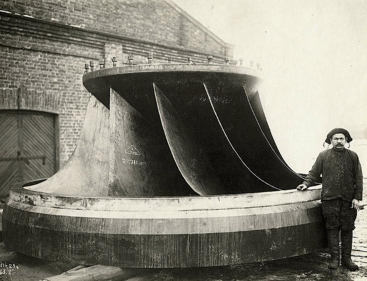 Первая ГЭС России