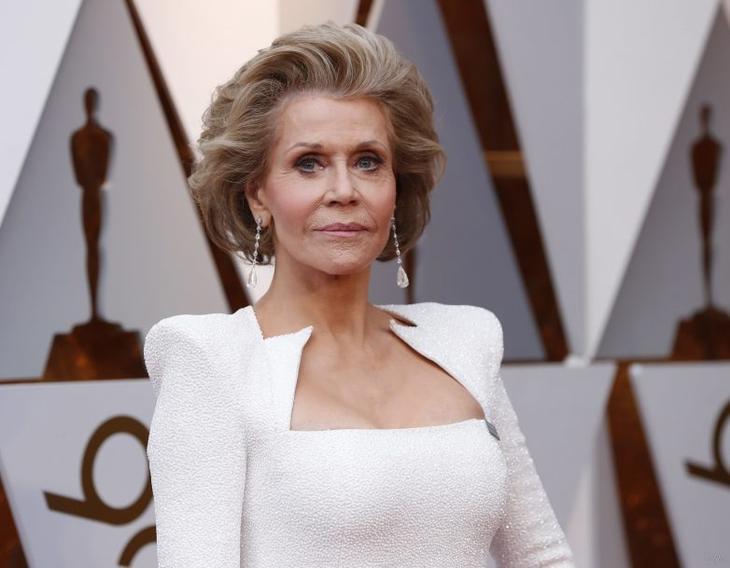 Секреты красоты от 80-летней Джейн Фонды