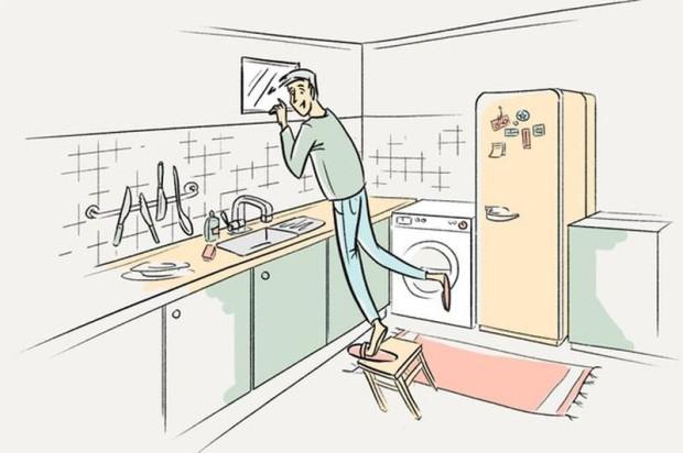 Зачем нужно окно между ванно…