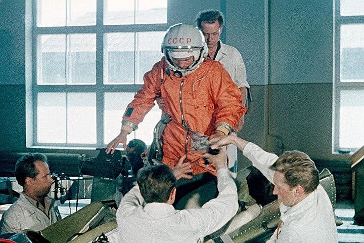 В Москве задержали подозреваемого в краже капсулы, в которой готовили космонавтов