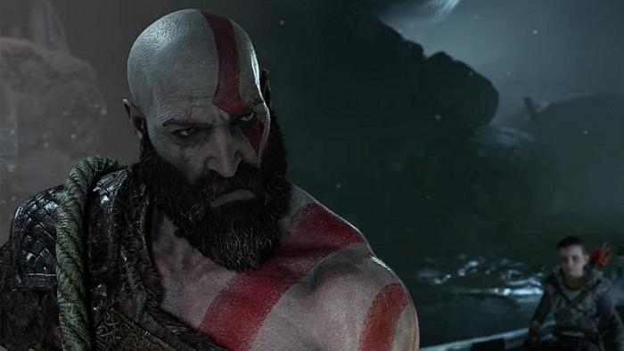 Борода Кратоса в новой God of War рендерится в реальном времени