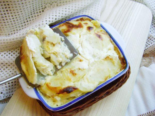 Картофель по-французски с фаршем: пошаговый рецепт с фото 84