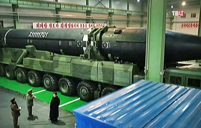 Специалистам из США разрешили проверить ядерные объекты в КНДР