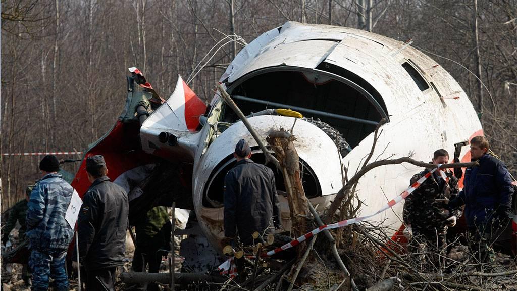 Крушение Ту-154 под Смоленском: в нападках Польши есть американский след