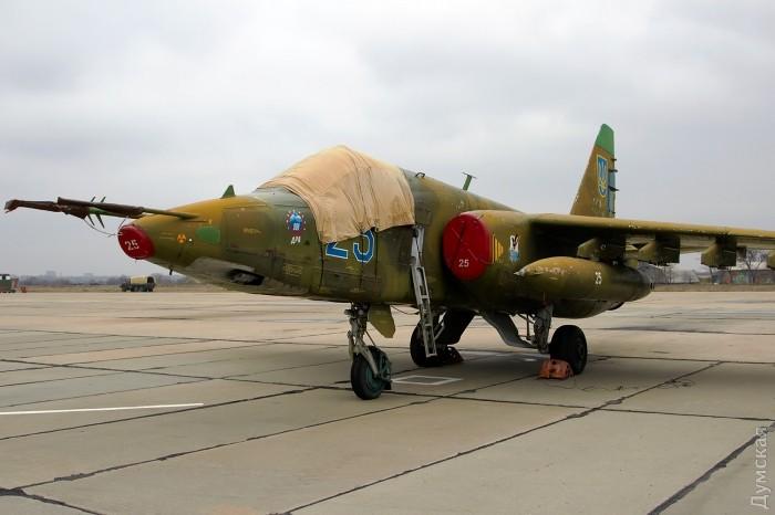 Смертоносные раритеты: воевавшие в Афганистане штурмовики до сих пор в строю Воздушных Сил Украины
