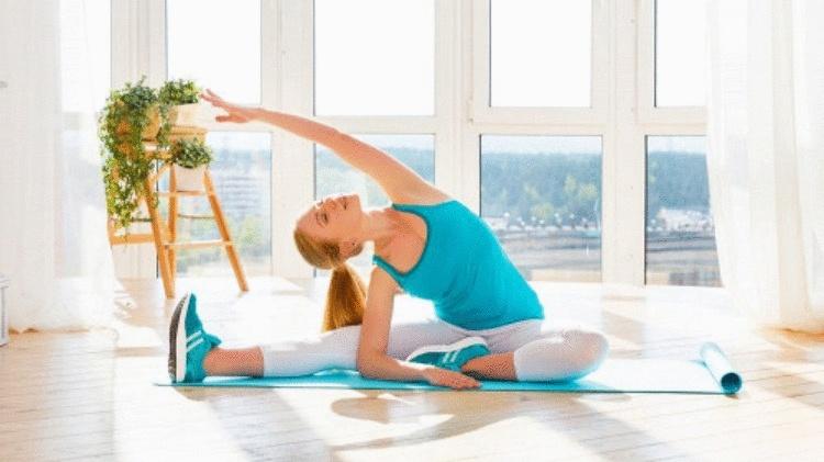 Фитнес дома: секреты эффективных упражнений